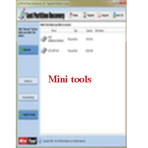 Mini-Tool Power Data Recovery Free Edition