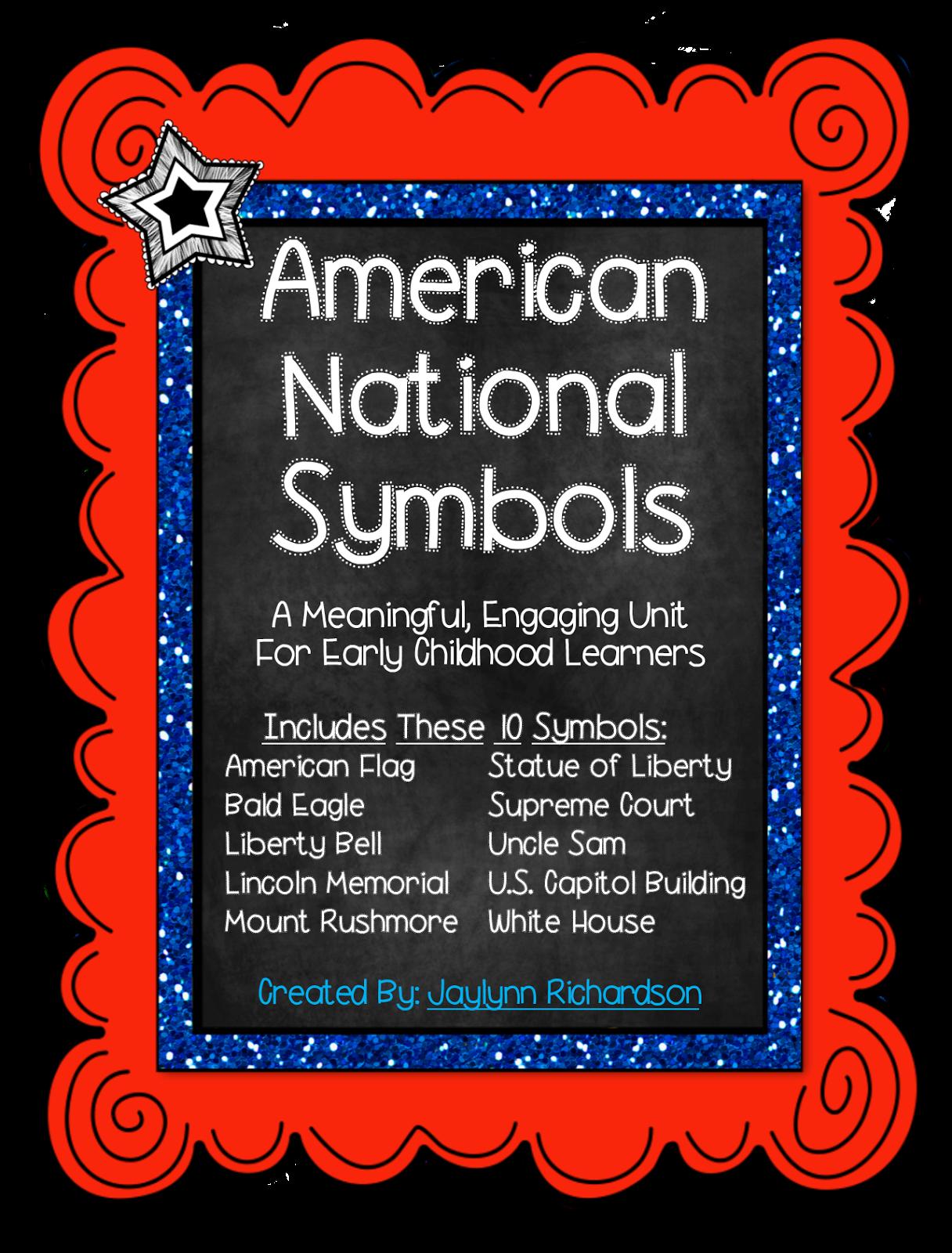 American National Symbols The Best of Tea...