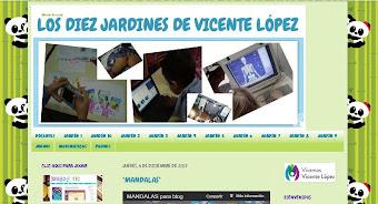 SITIO DE NIÑOS DE JARDÌN DE INFANTES de la Municipalidad Vicente Lòpez