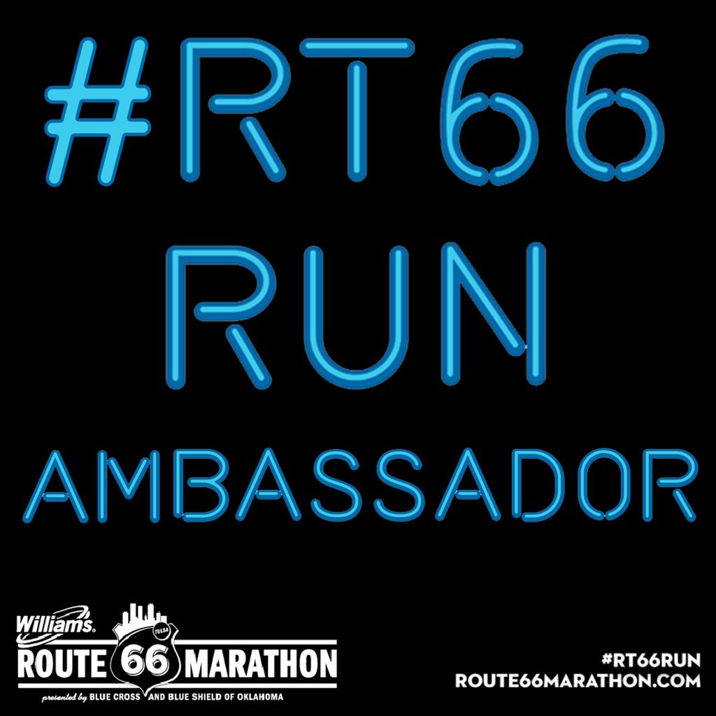#RT66RUN