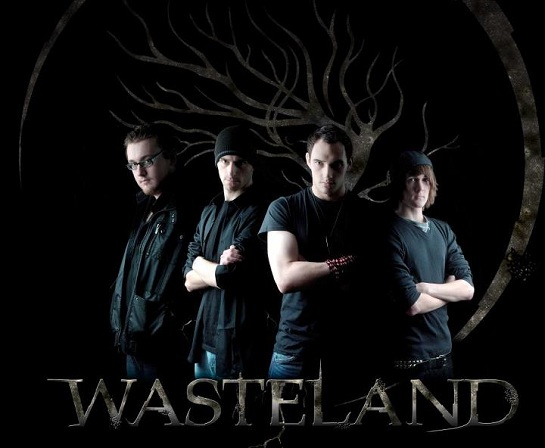 Wasteland: unsigned hard rock band from Nottingham, UK played in E111 of the ArenaCast