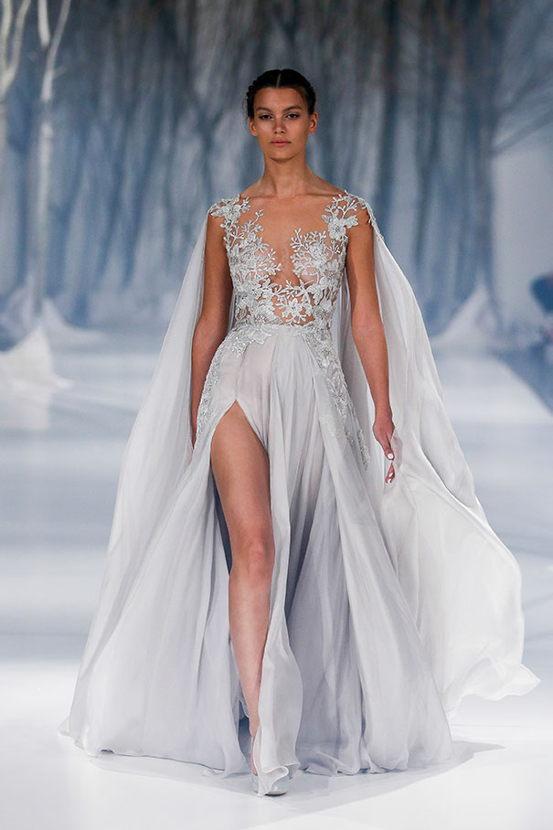 Fashion Runway | Paolo Sebastian 2016 A/W Couture - The ...
