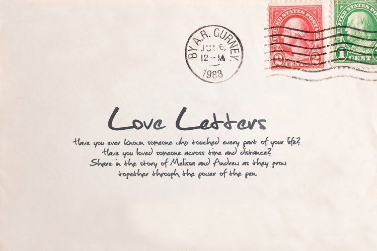 William Arthur Blog Love Letters