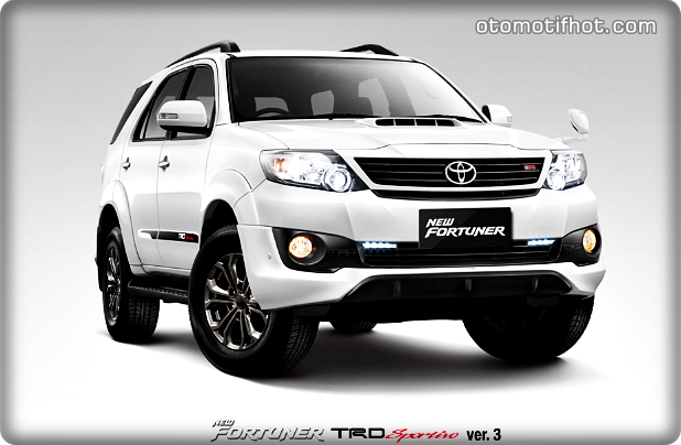 Toyota New Fortuner VNT Turbo 2015