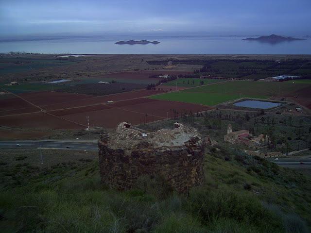 Panorámica del Mar Menor - Monte Miral