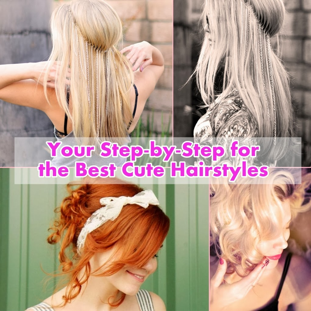Your Step by Step for the Best Cute Hairstyles DIY Craft Projects