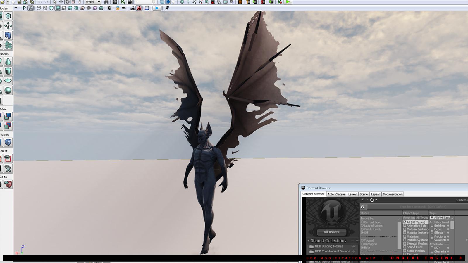 Character Design Unreal Engine : Leonardo go ii d artist june
