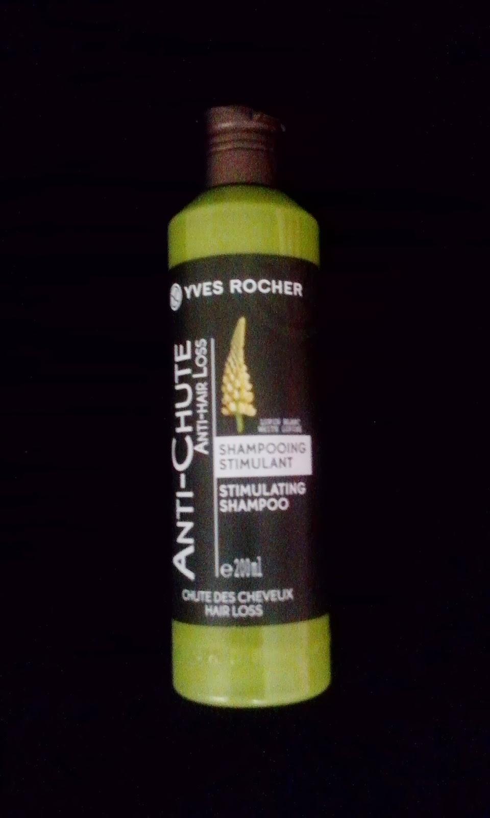 yves rocher antı chute dökülme karşıtı şampuan