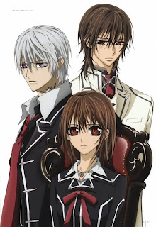 Vampire knight  anime manga