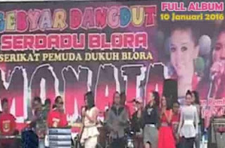 OM Monata Live Banjarejo Blora 2016