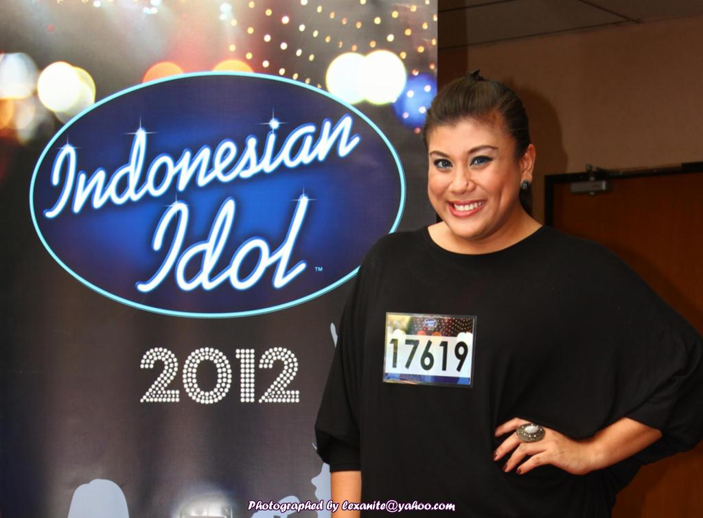 Regina Ivanova Indonesian Idol 2012