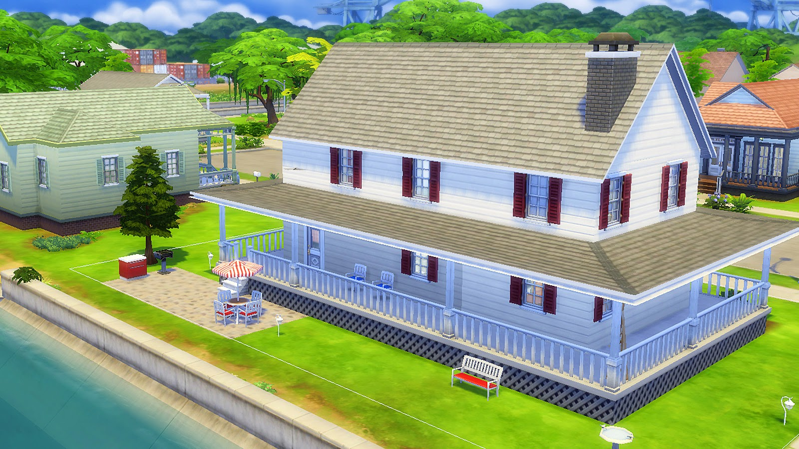 how to add lot to the sims 4