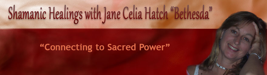 Shamanic Healing with Jane Hatch 