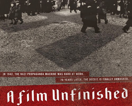 A Film Unfinished....Continues Today