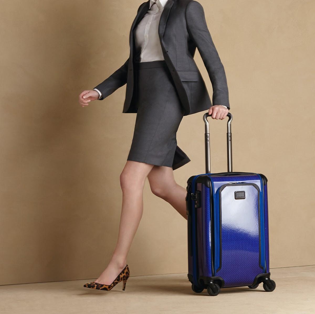 全球顶级行李箱品牌,每个旅行者都需要一个好箱子!Tumi 低至5折热卖