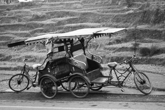 bicicletas taxi en china