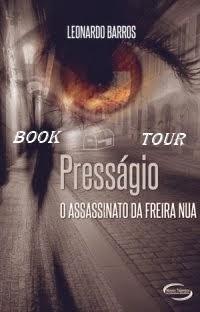Book Tour #1: