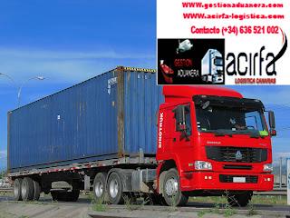 mudanzas y transporte de vehiculos