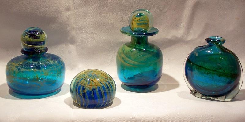 Mdina Glass Collectibles Coach