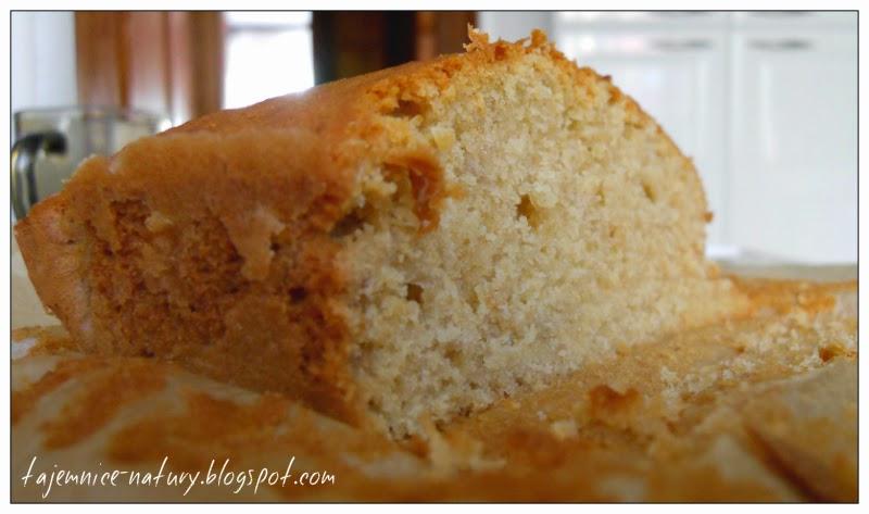 przepis na chleb gruszkowy