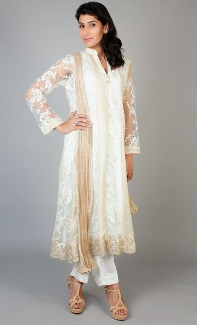 Zahra Shallwani Winter Party Wear 2014