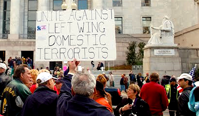 left wing extremism essay As i argued in my essay,  left-wing extremists committed less than 2 percent second, antifa activists don't wield anything like the alt-right's power.
