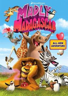 Madly Madagascar Dublado