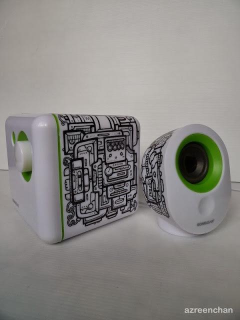 Innovative Speakers and Unique Speaker Designs (15) 12