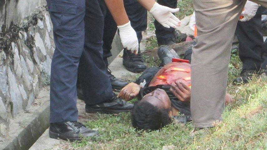 Kerling Malaysia  city photo : One more Burmese Buddhist man murdered in Malaysia.