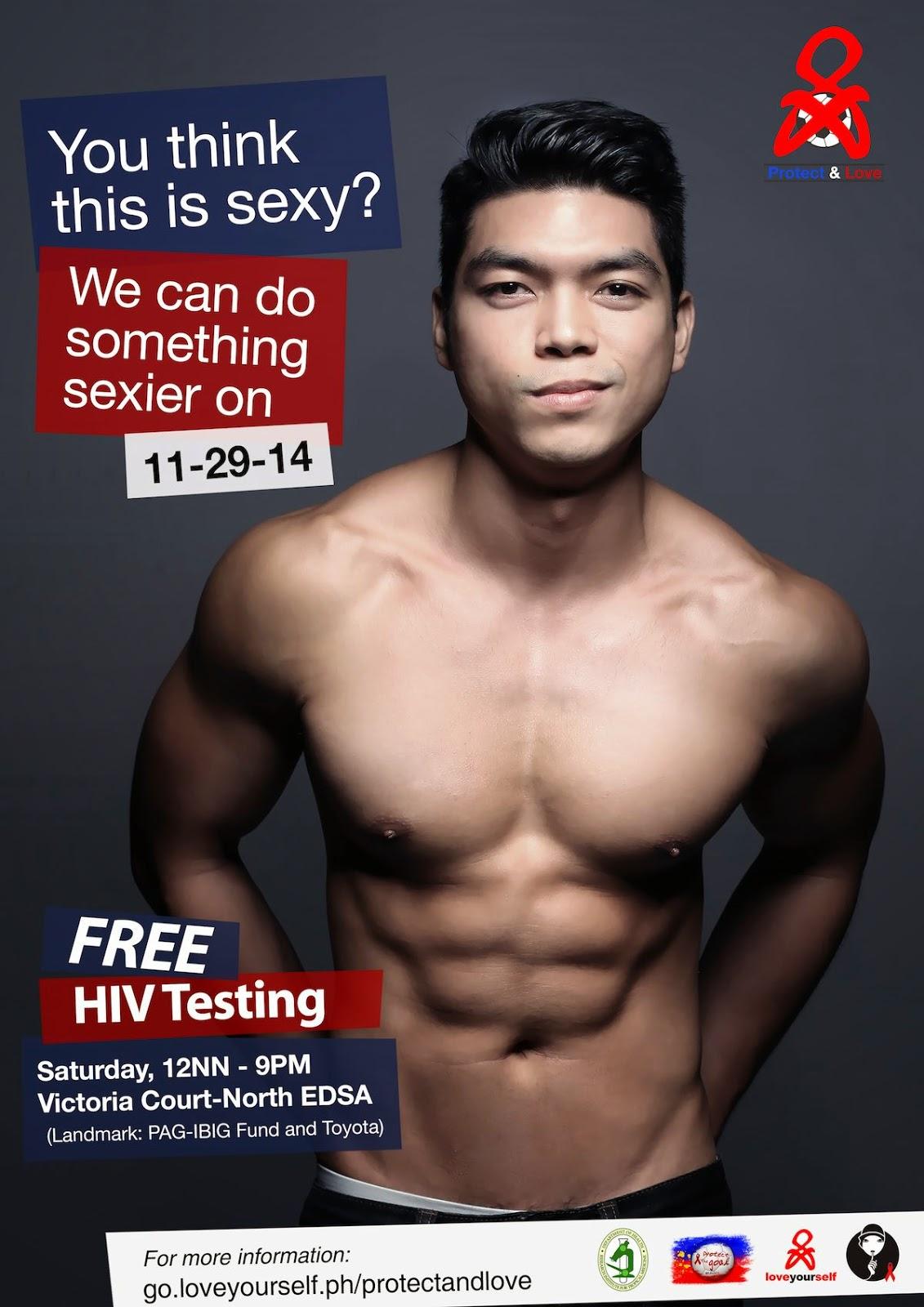 Protect & Love: Free HIV Testing