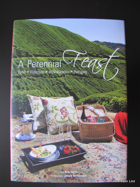 A Perennial Feast, YTL, coffee table book, best resorts in Malaysia, cookbook