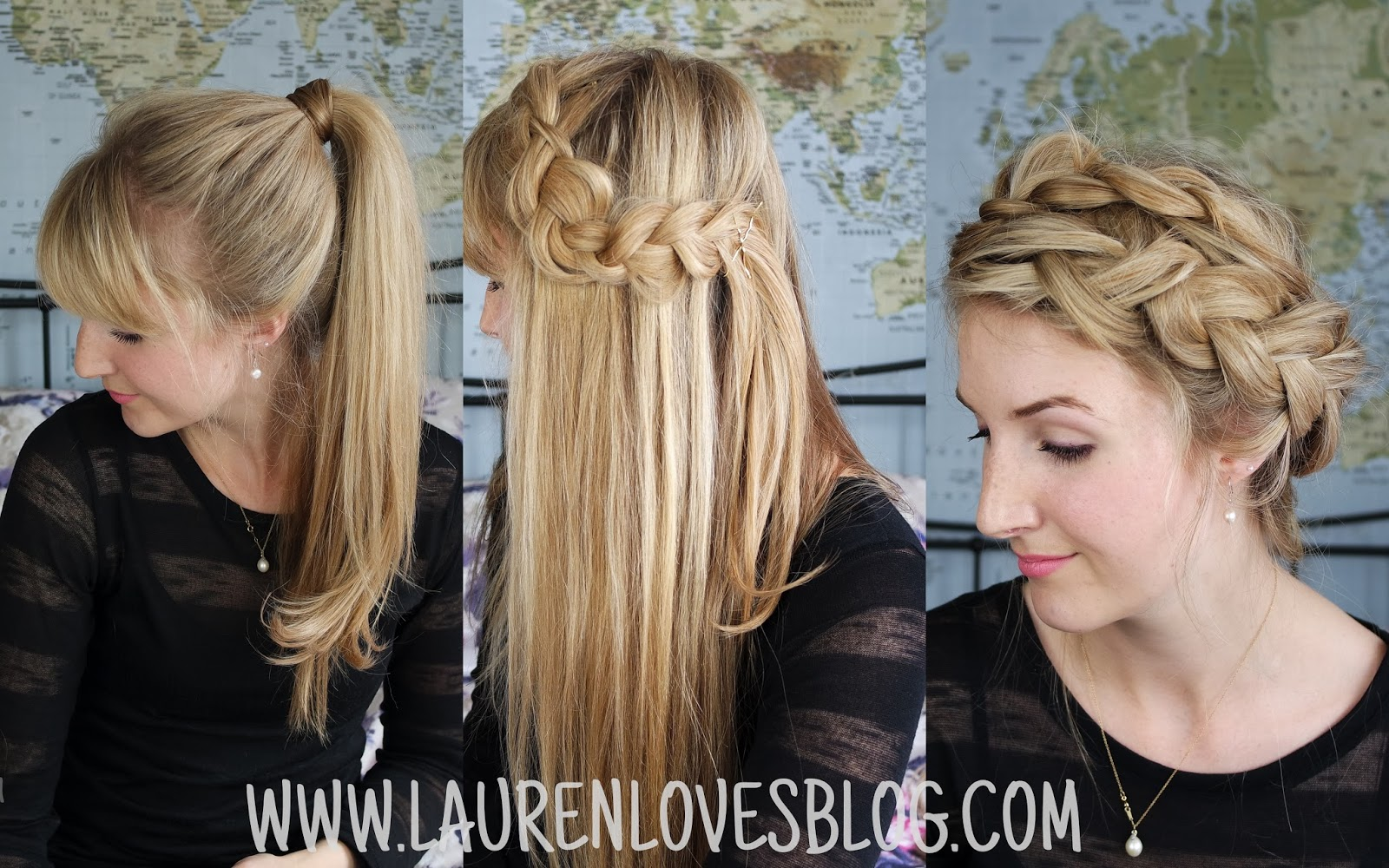 Video lullabellz hair extensions review and hair style ideas video lullabellz hair extensions review and hair style ideas pmusecretfo Images