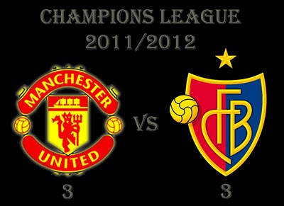 Manchester United v Basel Results of champions league group stage C