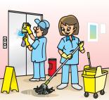 limpeza, produtos, segurança, trabalho