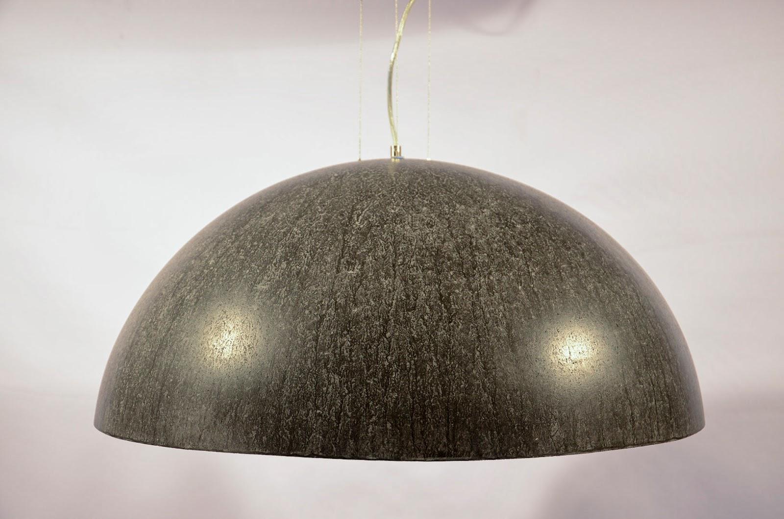 Betonlampe xxl