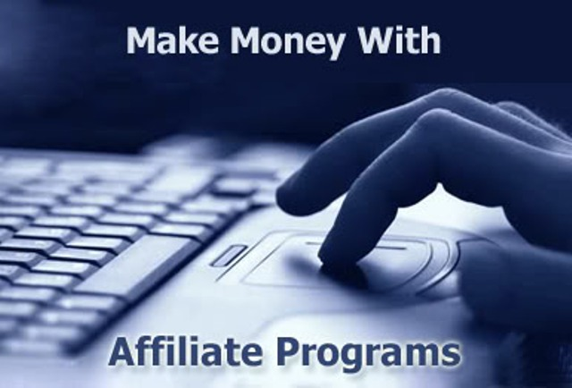Make money with affiliate programs for Home affiliate programs