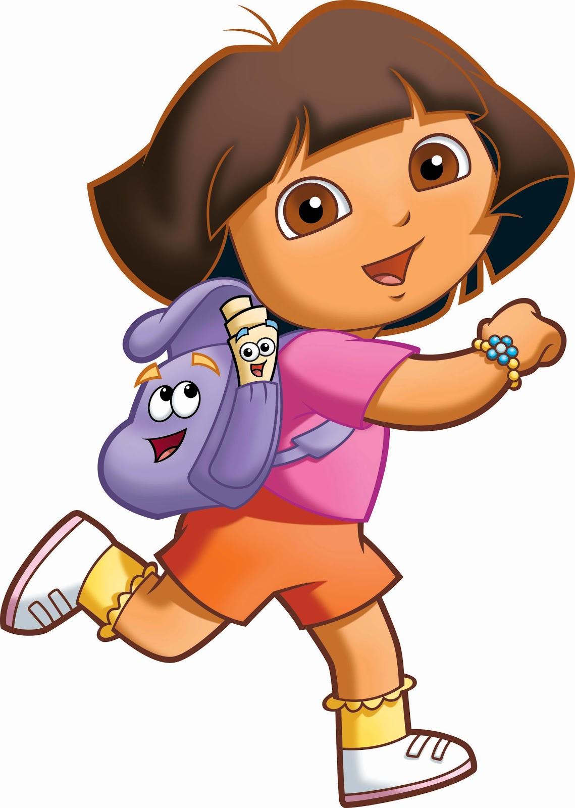 Dora The Explorer And Friends Dora And Friends