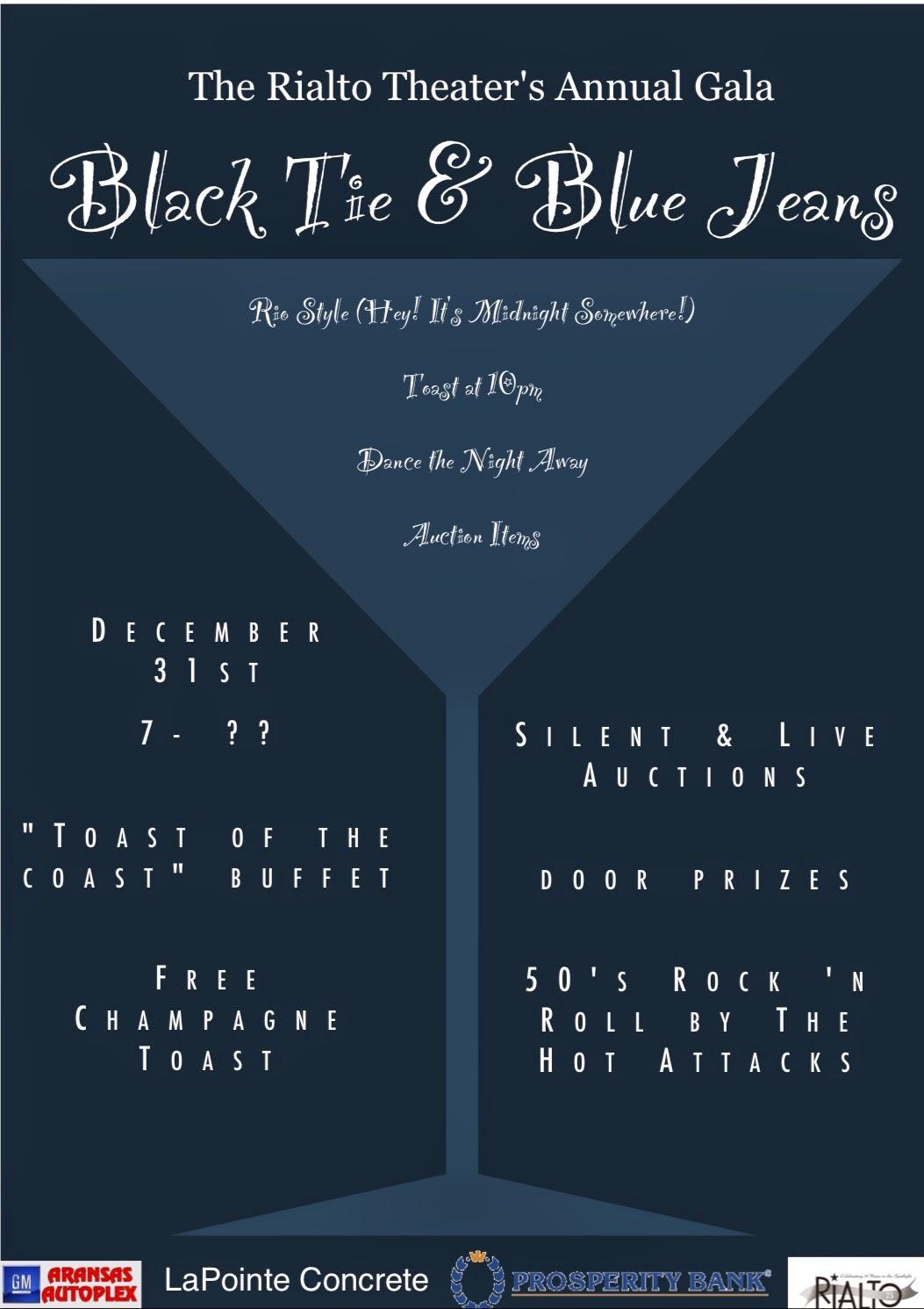 Black Tie & Blue Jeans Benefit