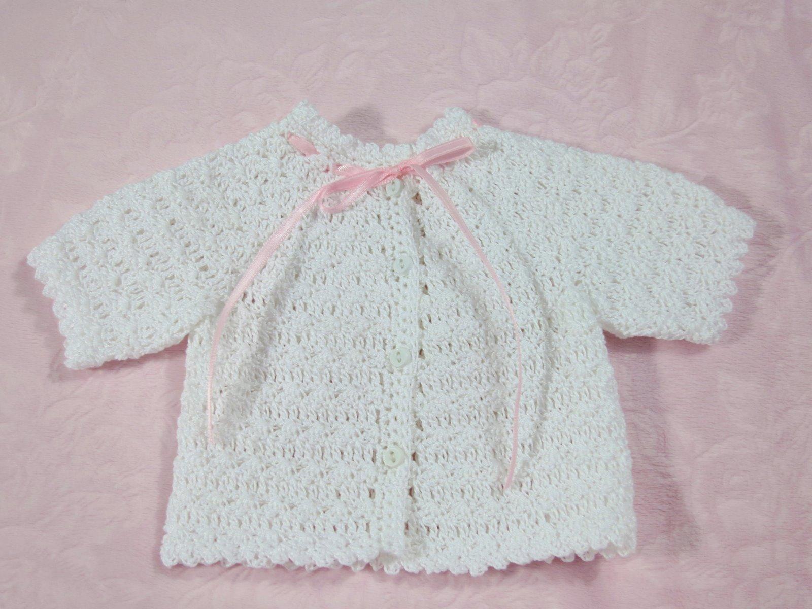 Cheri s Crochet Baby or reborn baby doll clothing or