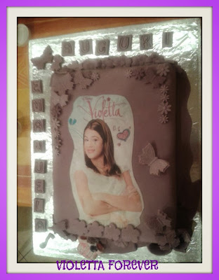 torta violetta - diario