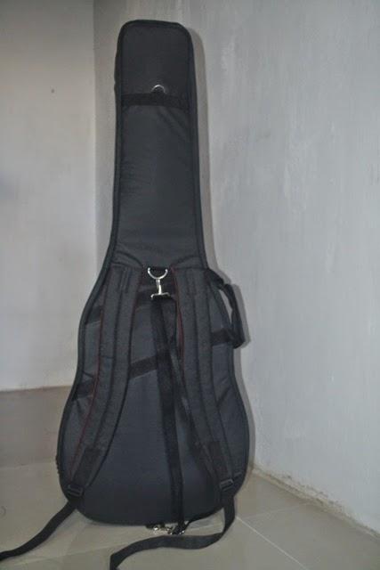 Tas gitar yamaha apx 500 ransel dan selempang