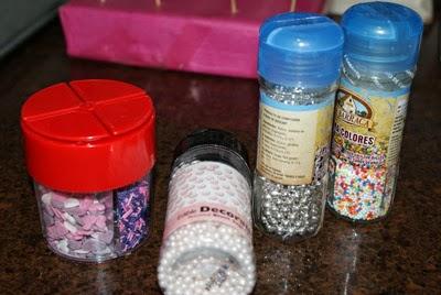 Decoración cakepops