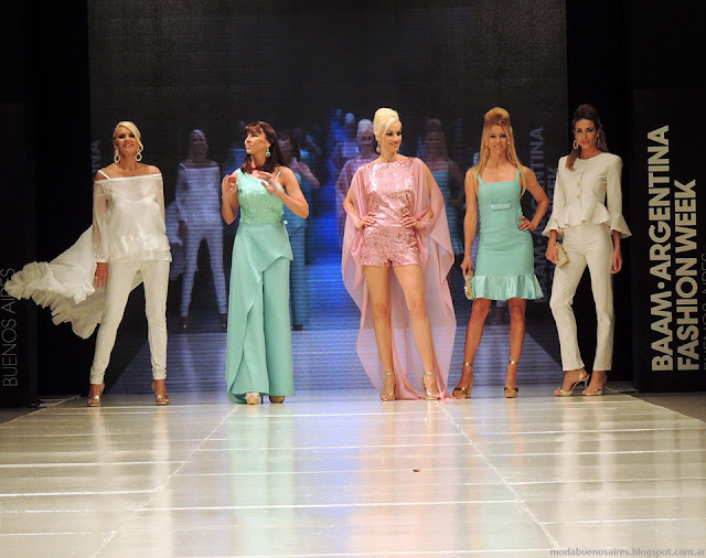 Moda 2014 Adriana Costantini verano 2014 moda Argentina.