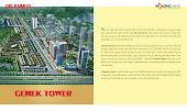 Giới thiệu dự án Gemek Tower