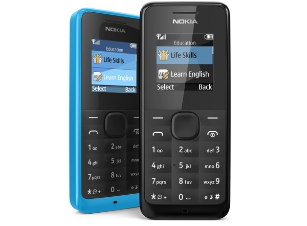 Nokia 105 Officially Announced