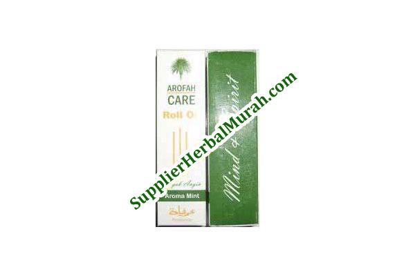 Minyak Angin Aromatherapy Arofah Care - Mint