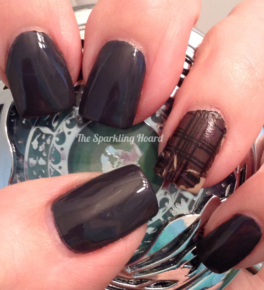 The Sparkling Hoard Divergent 7 Piece Nail Art Kit Review