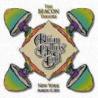 The Allman Brothers Band Live 2011 in New York City CD