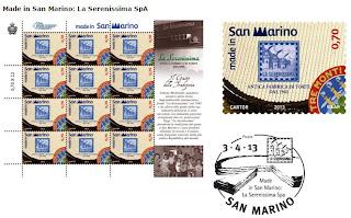Made in San Marino: La Serenissima SpA