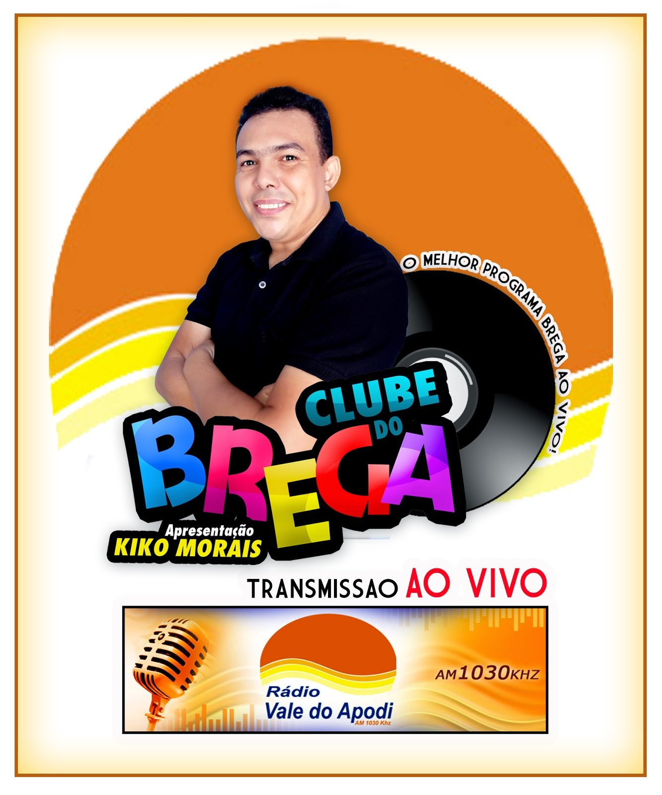 Clube do Brega  Radio Vale do Apodi / RN